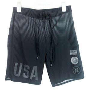 Hurley Phantom USA Olympic Team Board Shorts Swim